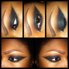 cleanses, eye makeup, mac black, brushes, beauti dahl, appli eyeshadow, clean lines, gorgeous eyeshadow, eye wear