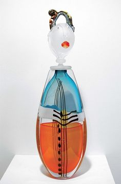 "Olivier Mallemouche Glass Art - ""And Allah has created you and what you make."" Surah Saffat, 96 ""Oysa sizi de, yapmakta olduklarınızı da Allah yaratmıştır."" Saffat Suresi, 96"