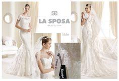 La Sposa bridal wear Xsasa bruidsmode Groningen