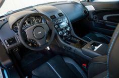 2015 Aston Martin Vanquish Interior