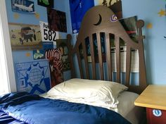 Pixar Fan Recreated Andy's Room From Toy Story