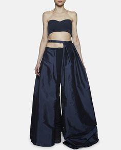 Half Waist Skirt Caitlin Price - SHOWstudio / MACHINE-A