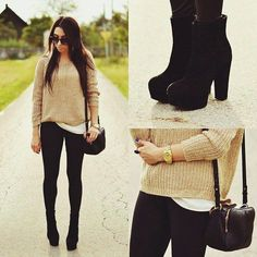 Autumn outfit :)