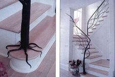 a handrail can be breathtaking