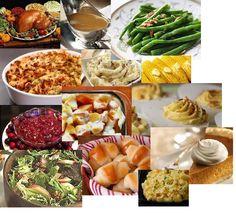 Traditional Thanksgiving Dinner