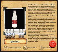 Cansu Gazoz / Efsane gazozlar