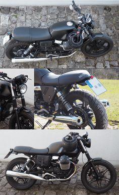 Moto Guzzi V7 Stone 2013 Custom
