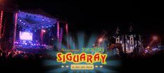 Actuación estelar de la Sonorisima Siguaray en Iztapalapa de la Ciudad de México.