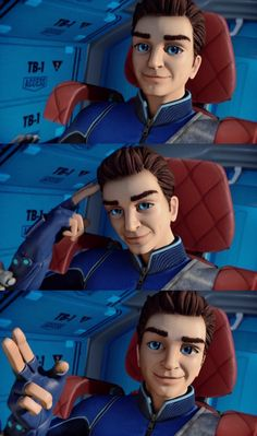 A little bit of Scott Tracy to bless your timeline and lighten up your life ❤️❤️ Thunderbird 1, Thunderbirds Are Go, Art Of Man, Narnia, Timeline, Puppets, Science Fiction, Tv Series, Netflix