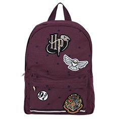 BNWT Primark Harry Potter Backpack with Hedwig 9 Hogwarts Patches Harry Potter Patch, Harry Potter Store, Objet Harry Potter, Estilo Harry Potter, Draco Harry Potter, Harry Potter Merchandise, Harry Potter Jewelry, Harry Potter Tumblr, Harry Potter Anime