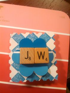 A Magnet that I made for the Int'l Conv #2014 #jw