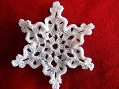 New Crochet Christmas Ornaments Snowflake Snow Flake 42 Ideas Crochet Beanie Pattern, Crochet Stitches Patterns, Crochet Motif, Crochet Doilies, Crochet Flowers, Afghan Crochet, Crochet Christmas Decorations, Crochet Decoration, Crochet Home Decor