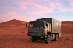 MAN Allrad-Expeditions-LKW als Andere in Alfter