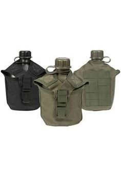 Military MOLLE Compatible 1 Quart Canteen Cover Our Price: $7.02 ! http://www.gorillasurplus.com/