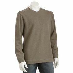 Method Mock-Layer Sheer Sweater - Men $24.99