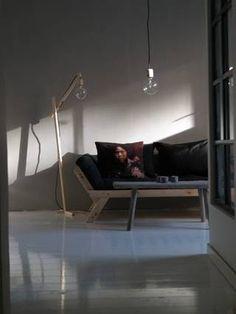 Serene & spacious loft studio