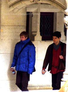 Cold Bradley and Colin