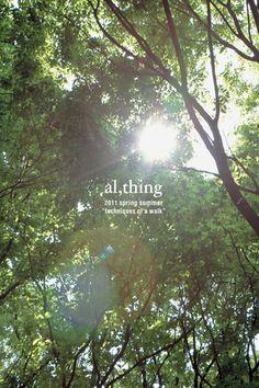 al,thing - Lookbook