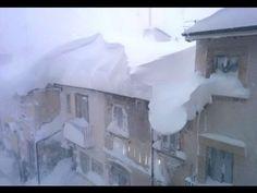 Europe Freezes: Snow on Greek & Italian Beaches, S.E. USA Snow Covered (...