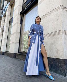 Iranian Women Fashion, Arab Fashion, Fashion 2020, Womens Fashion, Boho Womens Clothing, Classy Outfits, Dress Patterns, Designer Dresses, Fashion Dresses