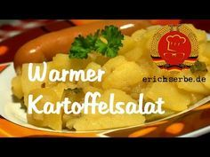 Warmer Kartoffelsalat (Saure Abern) - Essen in der DDR: Koch- und Backrezepte für ostdeutsche Gerichte | Erichs kulinarisches Erbe
