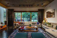 9 Best Useful Tips: Contemporary Living Room Coastal contemporary farmhouse front door. Indian Home Interior, Indian Home Decor, Home Studio, Garden Studio, Bungalow, Contemporary Bedroom, Modern Contemporary, Contemporary Cottage, Contemporary Apartment