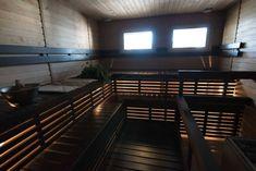 Saunat - KUORTANEEN URHEILUOPISTO Stairs, Home Decor, Stairway, Decoration Home, Room Decor, Staircases, Home Interior Design, Ladders, Home Decoration