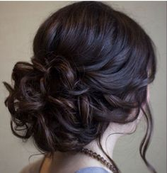 Image result for brown hair updos