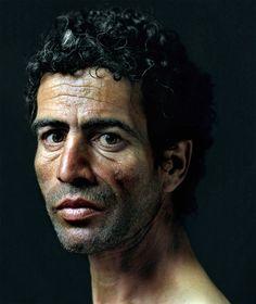 Pierre Gonnord / retrato, cara, rostro, carne