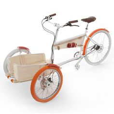 12 Well-Designed Bicycles for Urban Dwellers.  Local bicycle by fuseproject