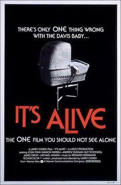 El señor de los bloguiños: Estoy vivo (1974) de Larry Cohen