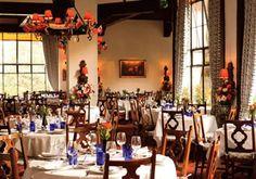 Restaurante San Angel Inn México City CHP. $ 500 pax