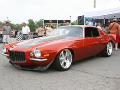 American Hot Rods : Photo