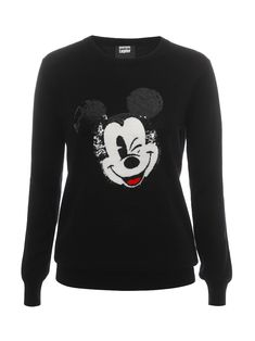 450f689b3d4 Markus Lupfer Creates Adorable Vintage Mickey Sweaters
