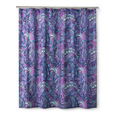 Isadora Shower Curtain