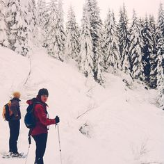 The 13 Essentials for Snowshoeing!