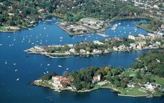 Waterways Management Study Pictures - Town of Greenwich, Connecticut