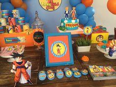 Dragon Ball Z, Birthday Cake, Party, Desserts, Amor, Dragons, Meet, Food Cakes, Dragon Dall Z