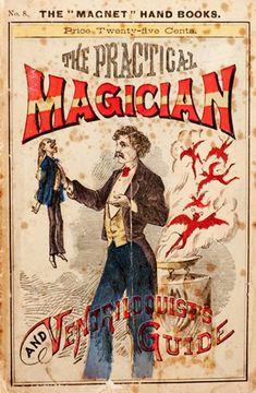vintage magic book - Bing Images