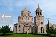 Holy Trinity Armenian Apostolic Church in #Yerevan. #ChurchPhotography
