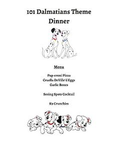 Movie Night For Kids, Dinner And A Movie, Family Movie Night, Family Movies, Disney Menus, Disney Dinner, Disney Food, Disney Games, Disney Recipes