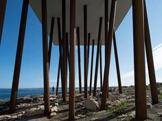 the fogo island inn opens its doors to the public - designboom | architecture