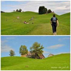 Barfuß wandern in der Gruppe oder ganz alleine. Auf jeden Fall ist die Landschaft traumhaft.foto: Petra A. Bauer 2014