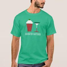 Bartender Cinco de Mayo T-Shirt