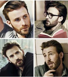 Chris Evans | Purely wonderful <3<3<3 -B.R.