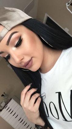 Lash factory sexy dramatic makeup