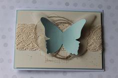 Stampin Up! Off the Grid, Bigz Zauberhafte Schmetterlinge