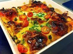 Lukijoiden suosikki! No Salt Recipes, Cooking Recipes, Savory Pumpkin Recipes, Good Food, Yummy Food, Pasta Dishes, Fall Recipes, Food Processor Recipes, Easy Meals