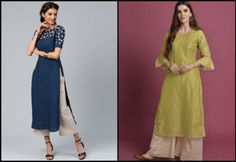 THIS SEASON ADD GRACE TO YOUR INDIAN KURTI DESIGNS · Poseinstyle Jacket Style Kurti, Kurti With Jacket, Denim Kurti, Stylish Kurtis, Grace To You, Special Occasion Outfits, Sporty Look, Denim Fashion, Suits For Women