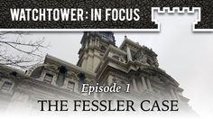 In the first episode of a new series aimed at shining a spotlight on Watchtower-related news, I discuss the Stephanie Fessler lawsuit in Pennsylvania in whic. Jw News, Jehovah's Witnesses, New Series, Movie Posters, Jehovah Witness, Film Poster, Billboard, Film Posters